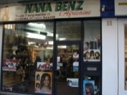 Nana Benz Hair & Skin  - commerces Nancy