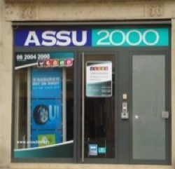Assu 2000 - Assurances / Banques Nancy
