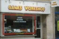 Games Workshop - commerces Nancy