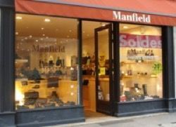 Manfield - commerces Nancy