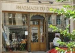 Pharmacie du Ginkgo - commerces Nancy