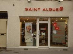 Saint Algue - commerces Nancy