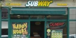 Subway - commerces Nancy