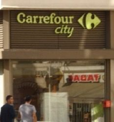 Carrefour City - commerces Nancy
