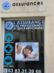 Z Assurances - Assurances / Banques Nancy
