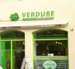 Verdure - Restaurants Nancy