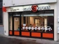 Cash Express - commerces Nancy