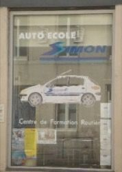 Auto Ecole Simon - Services Nancy