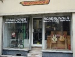 Roadrunner Guitars - commerces Nancy
