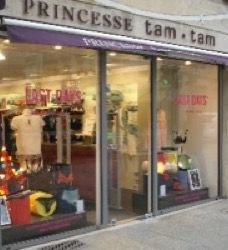 PRINCESSE TAM TAM - commerces Nancy