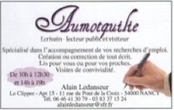 Aumotquilie - Services Nancy