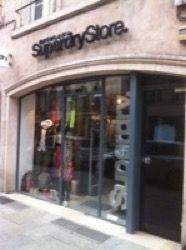 Superdry - commerces Nancy
