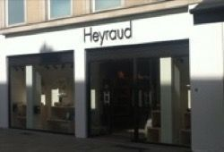 Heyraud - commerces Nancy