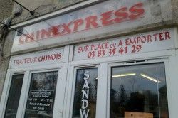 Chinexpress - commerces Nancy