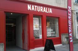 Naturalia - commerces Nancy