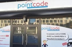 Point code - Services Nancy
