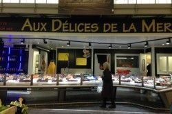 AUX DELICES DE LA MER - Alimentation / Gourmandises  Nancy