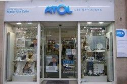 Atol Les Opticiens  - commerces Nancy