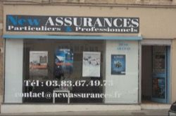 New Assurances - commerces Nancy