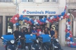 Domino's Pizza - commerces Nancy