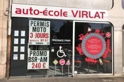 Auto Ecole Virlat - Services Nancy