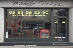 Milano Pizza  - commerces Nancy