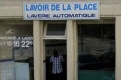 Laverie de la place - Services Nancy