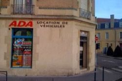 Ada Location - commerces Nancy