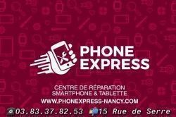 Phone Express - Multimédia / Téléphonie Nancy