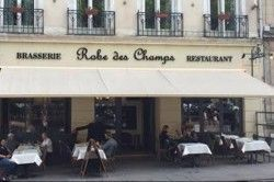 Brasserie Robe des Champs - Restaurants Nancy